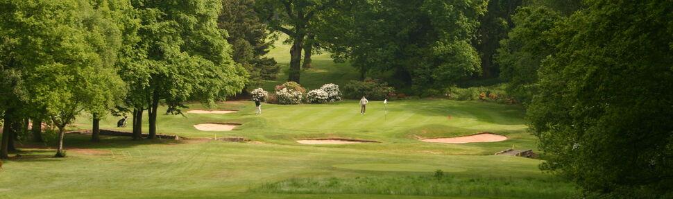 Moor Hall Golf Club :: Widely acknowledged as a parkland gem
